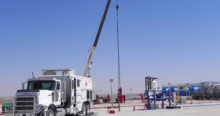 Wireline Companies Are Helping The Oil Industry