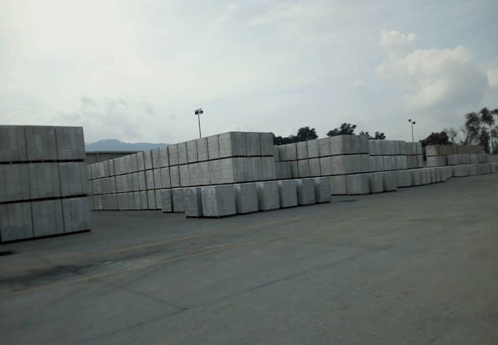 ALC Blocks Walling Solutions