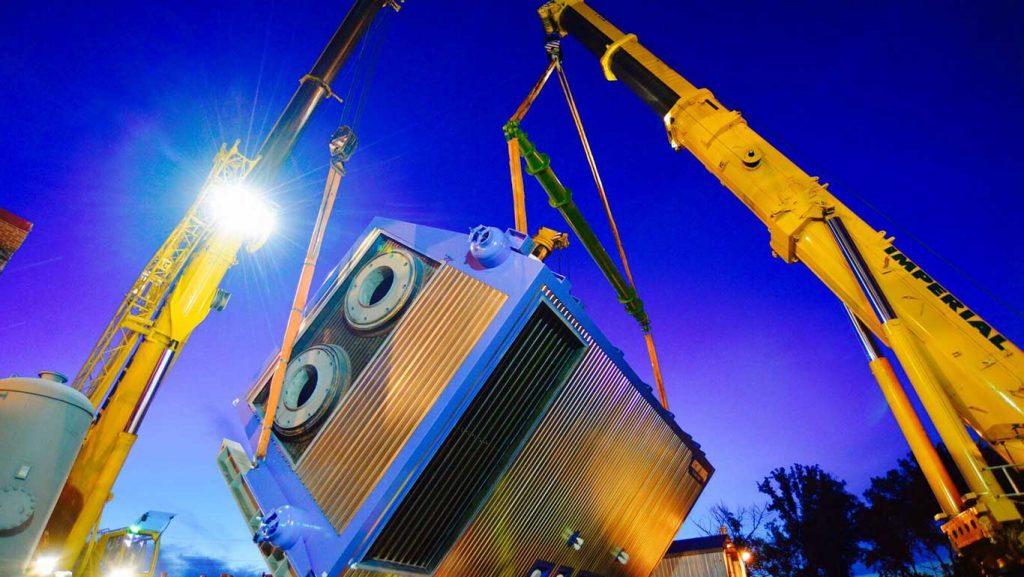 Lifting Equipment Hire Company0